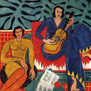 Posts/Arts/Painting/Painters/Henri Matisse